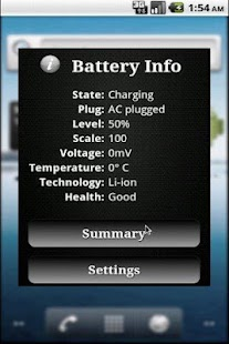 Battery Widget 2 - screenshot thumbnail