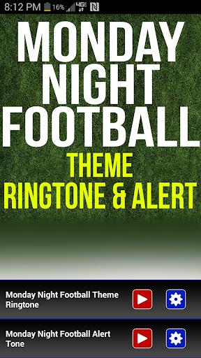 Monday Night Football Ringtone