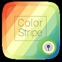 Color Stripe Live GO Locker icon