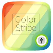 Color Stripe Live GO Locker