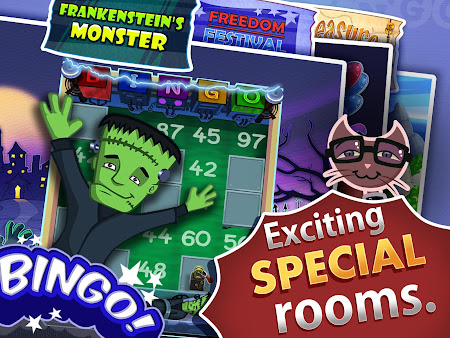 BINGO Club -FREE Holiday Bingo 2.5.5 screenshot 367304