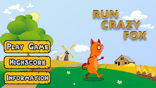 CRAZY FOX - Run Simulator