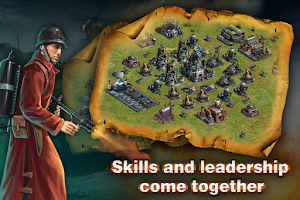 Screenshot of World War: Real Strategy Pro
