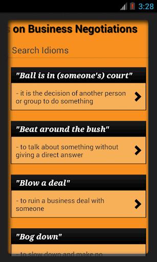 【免費教育App】English Grammar Idioms - Free!-APP點子