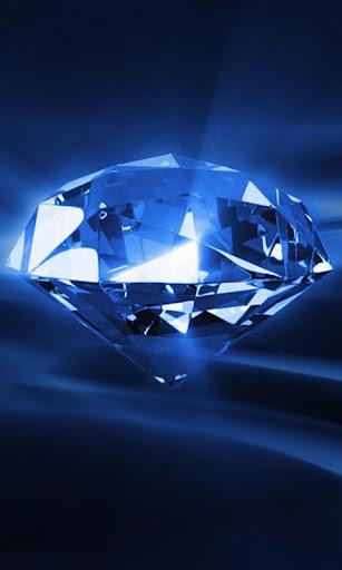 Diamonds Free Live Wallpaper