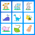 Identify Animals icon
