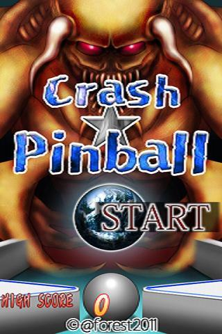 Crash Pinball - screenshot