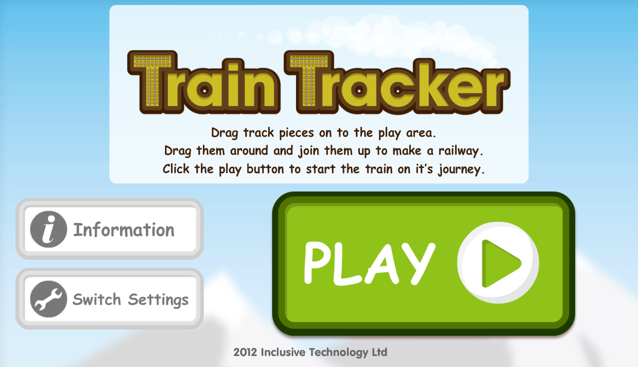 Train Tracker- screenshot