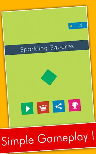 Sparkling Squares