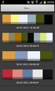 Color Scheme Generator - screenshot thumbnail