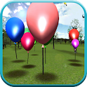 Soaring Balloons Popper 3D icon