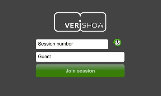 VeriShow Live Chat & Video - screenshot thumbnail