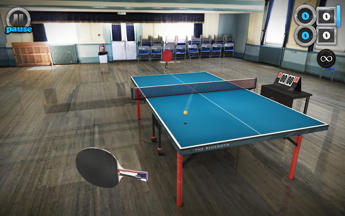 Table tennis touch android apps on google play - Friendship tennis de table ...