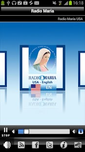 RADIO MARIA - screenshot thumbnail