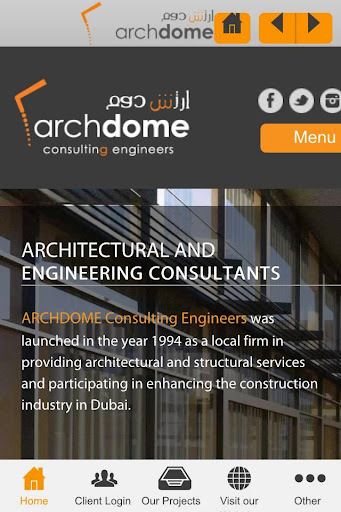 Archdome Consulting Engineers