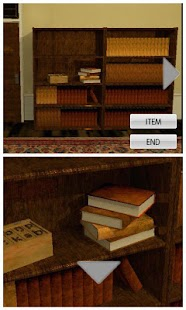 old room -Escape from book- - screenshot thumbnail