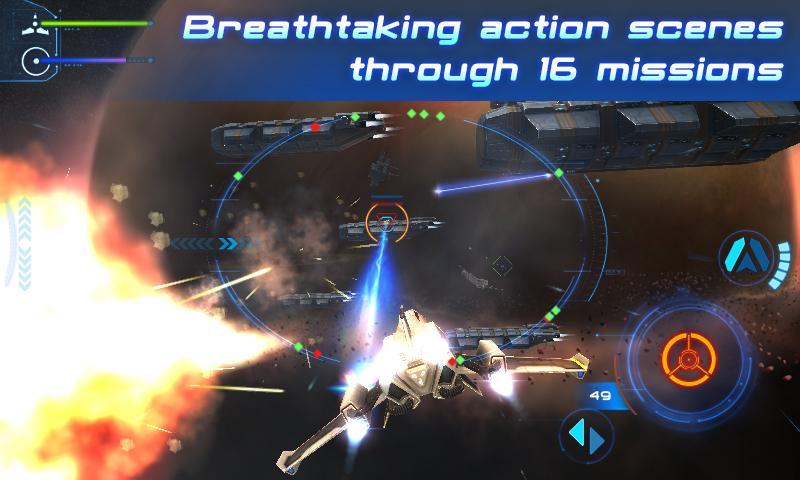Beyond Space screenshot #2