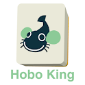 Mahjong of Hobo King logo
