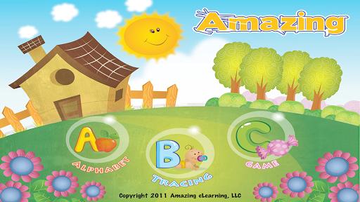 【免費教育App】奇 妙 的 英文 字 母 (ABC)-APP點子