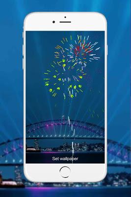 Fireworks Live Wallpaper Pro - screenshot