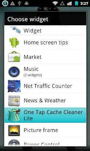 1 Tap Cache Cleaner Lite - screenshot thumbnail