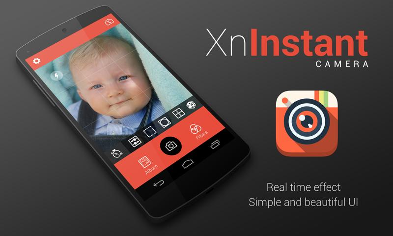 XnInstant Camera Pro - Selfie - screenshot