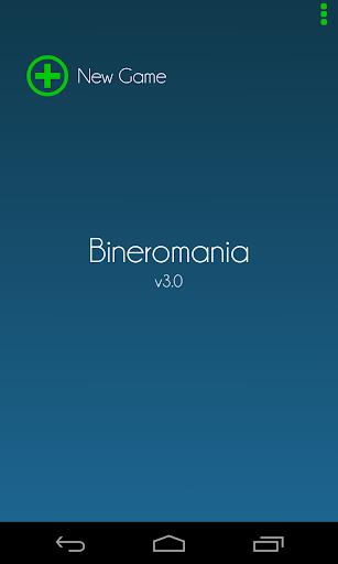 Bineromania