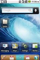 Screenshot of ADWTheme Surf-Slide