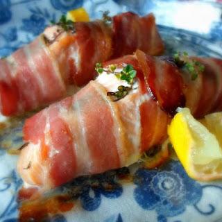 Salmon Wrap Recipes.