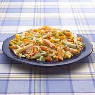 Festive Pasta Salad.