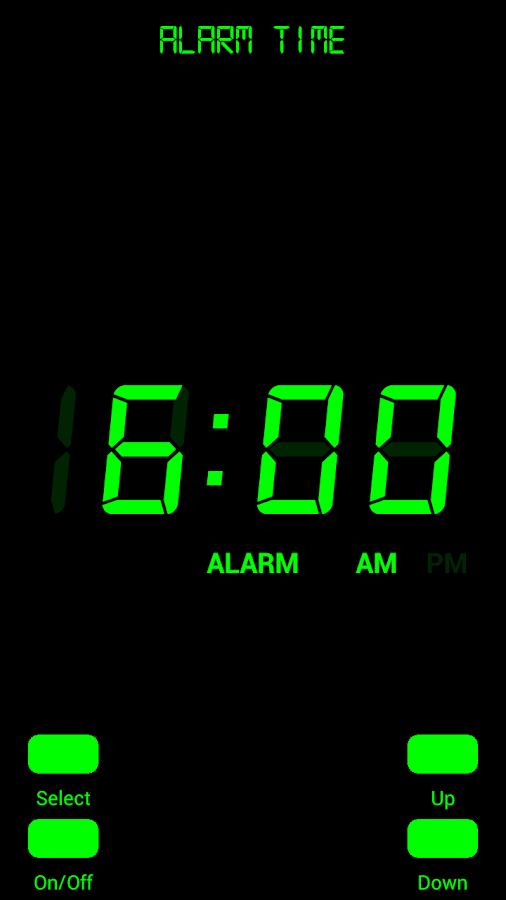 alarm clock for 6 am unique alarm clock. Black Bedroom Furniture Sets. Home Design Ideas
