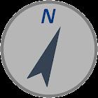 快速指北針(清爽色) icon