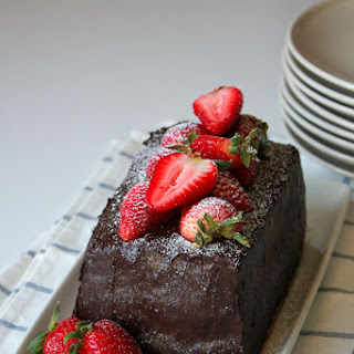 Chocolate and Strawberry Mousse Cake Recipe