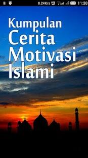 Cerita Motivasi Islami - náhled