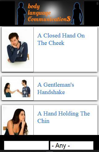 Body Language Communication
