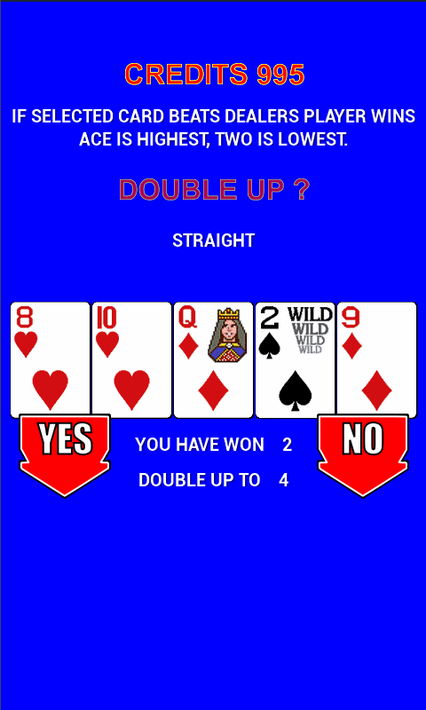 Video Poker Classic- screenshot