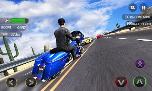Race the Traffic Moto v1.0.15 (Mod Money/Full/Ad-Free)