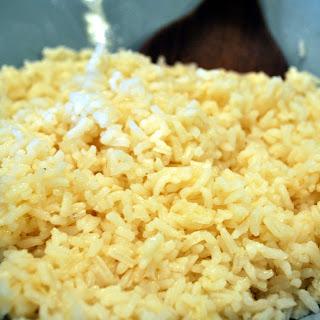 Parmesan Garlic Rice