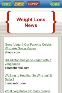 Atkins Diet - screenshot thumbnail