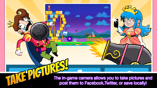 Princess Pow: Castle Smash- screenshot thumbnail