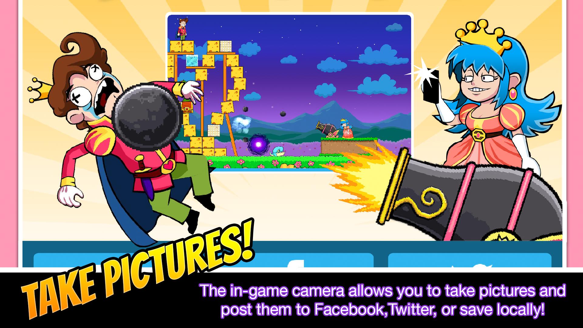 Princess Pow: Castle Smash screenshot #6