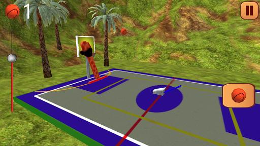 Basketball Catapult 3D
