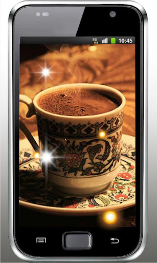 Coffee n Milk live wallpaper