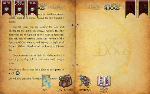 Gary Chalk's Gun Dogs Screenshot 15