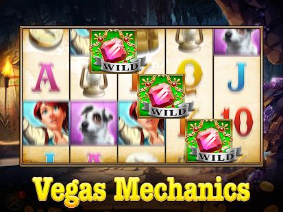 Slots Adventure Copper Scrolls