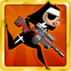 Nun Attack: Run & Gun icon