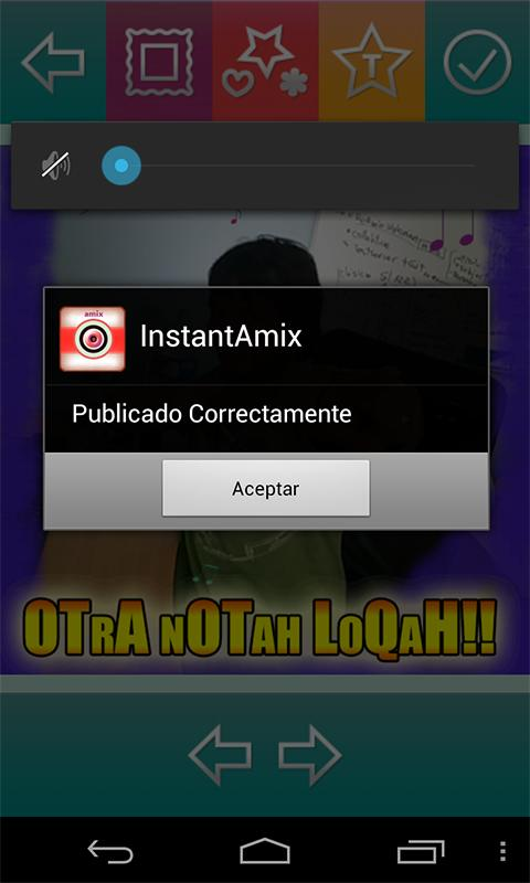InstantAmix- screenshot