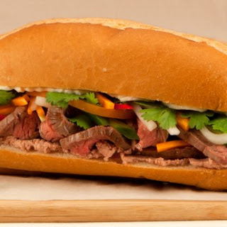 Vietnamese Sandwich (Beef BáNh Mì) CBC Best Recipes Ever Recipe