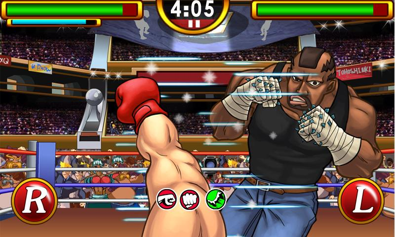 Crazy Fighting - KO Killer - screenshot