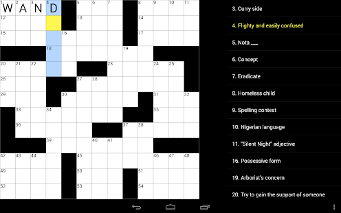Crossword (US) - screenshot thumbnail